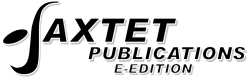 Saxtet Publications E-Edition